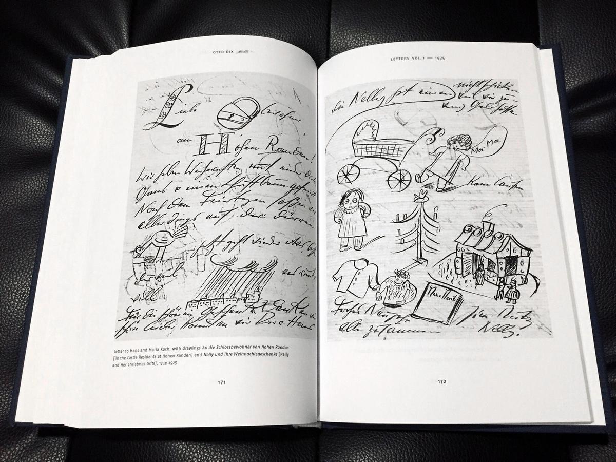 Letters, Vol.1 — interior spread