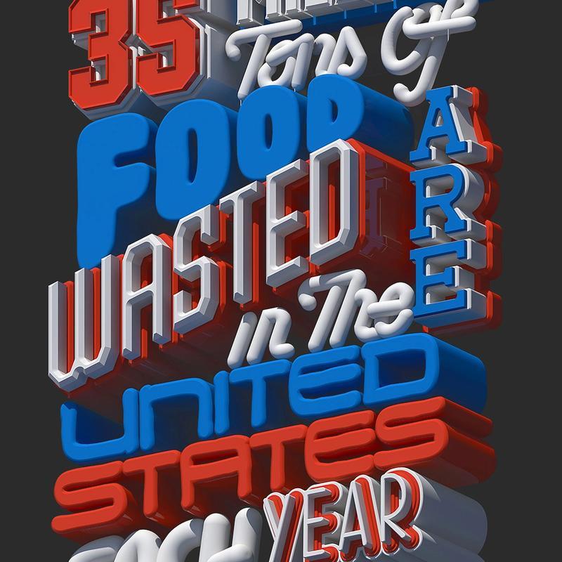 Trey Holt: Food Waste Poster: v2 (12/17/17)
