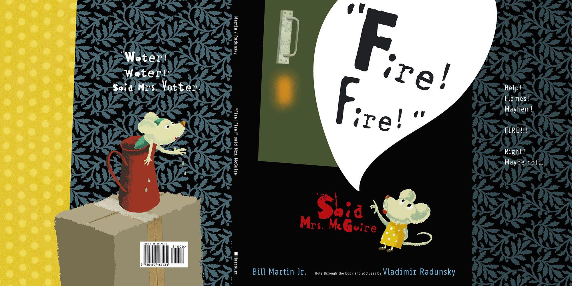"""""""Fire! Fire!"""" jacket"""