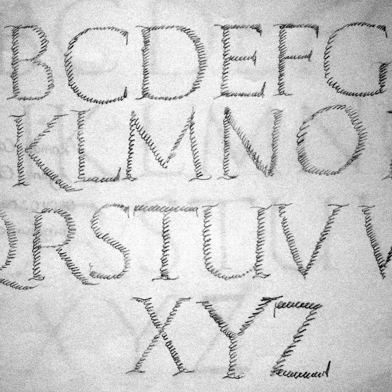 Rendering Square Capitals +
