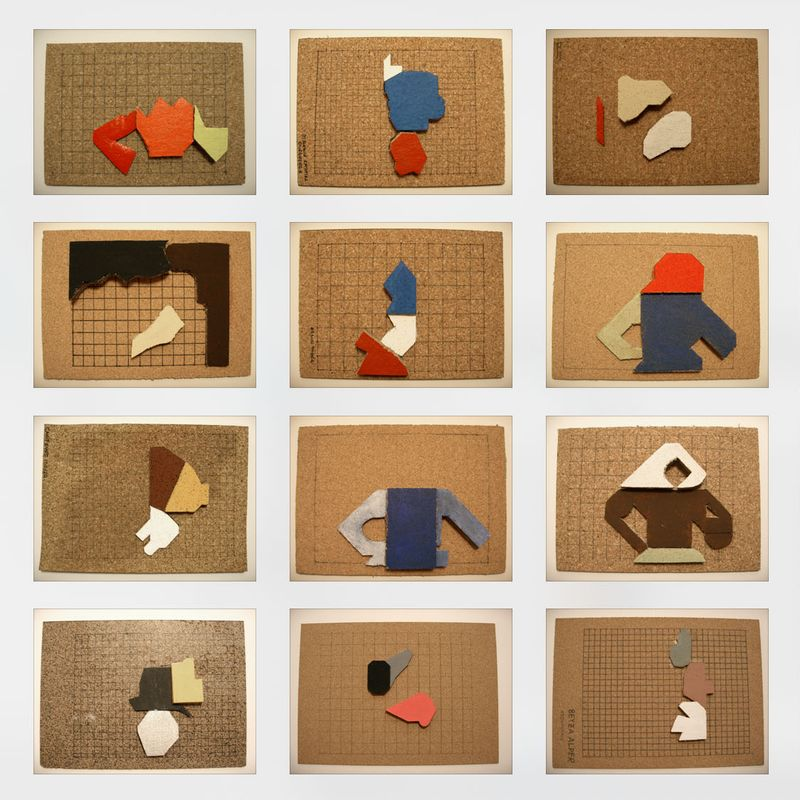 Design Space: cork: multiple students