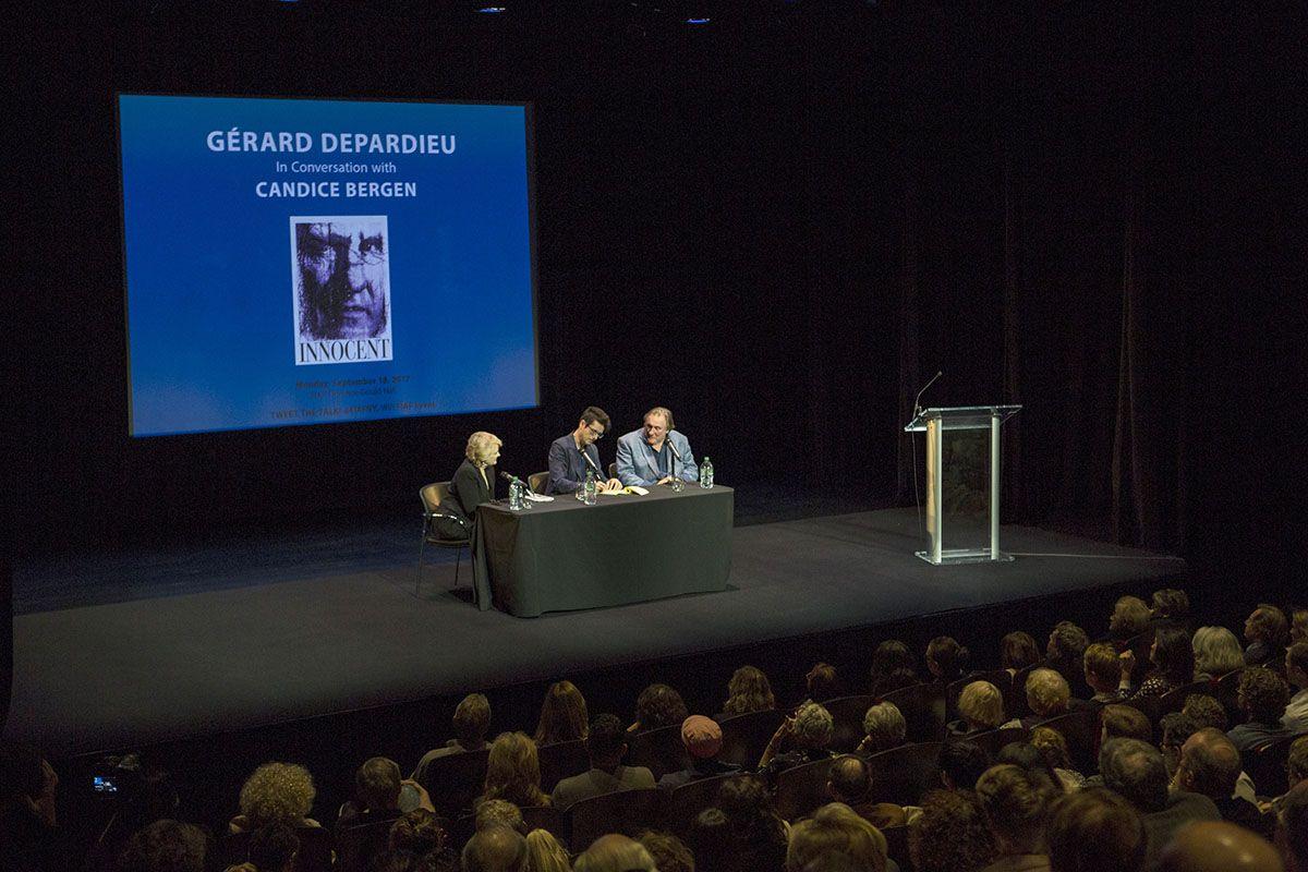 170918_FIAF_Depardieu_Talk — photo: Maria Baranova