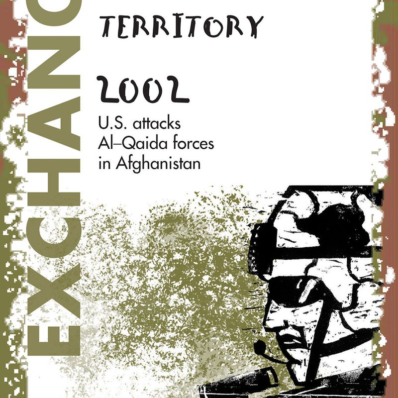 "Knickerbocker: ""Consequences of War"" Card: Exchange Switch 2002"
