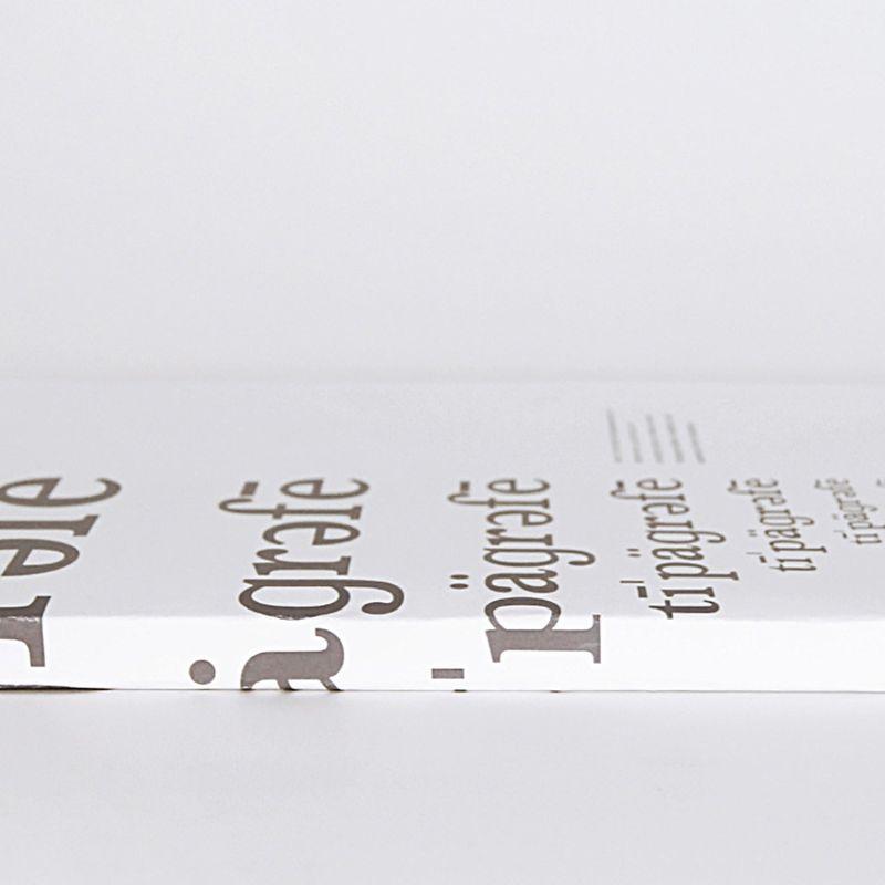 Font Catalog book spine