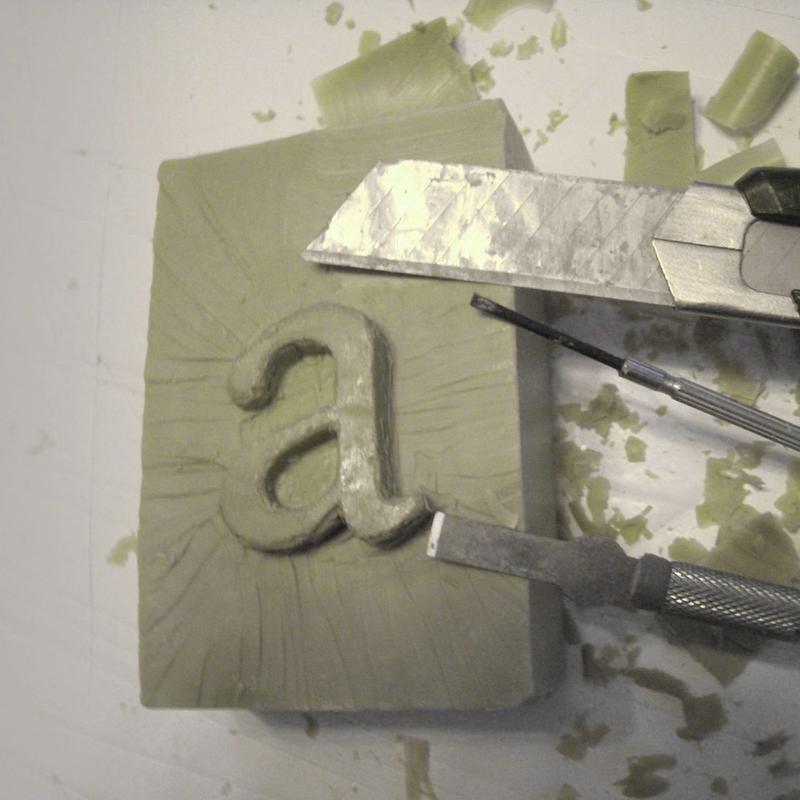 """Soap Type — """"a"""" cut & tools"""