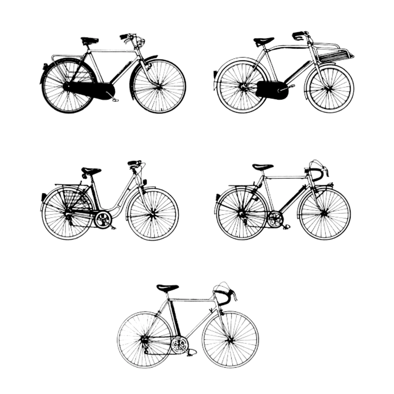 Bicycle types…