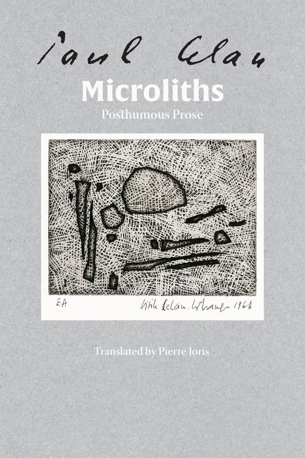 Microliths They Are, Little Stones