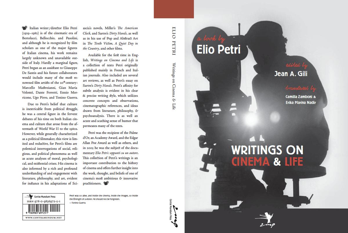 Writings on Cinema & Life