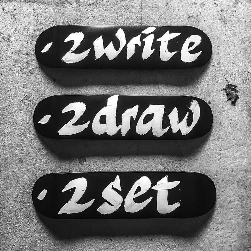 2write, 2draw, 2set boards