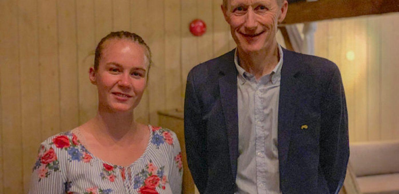 Trond Strømgren i Hub for Ocean