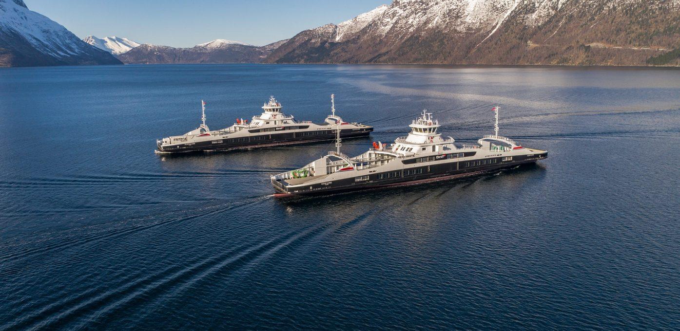 Fjord1 ASA Hovedbilde