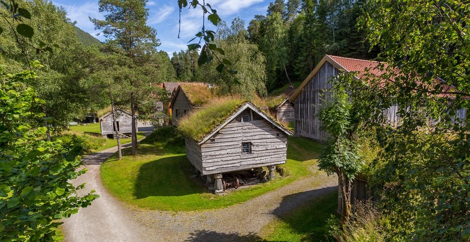 Stiftinga Musea i Sogn og Fjordane Kulturbilde