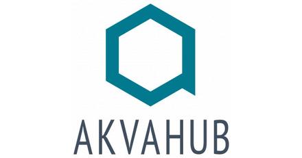 Akvahub AS Logo
