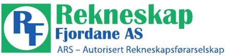 Rekneskap Fjordane AS Logo