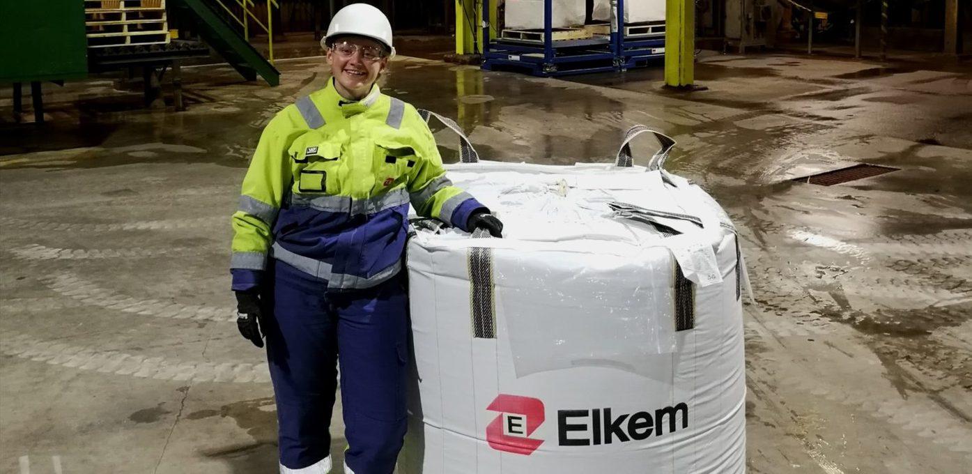 Trainee Elkem Bremanger
