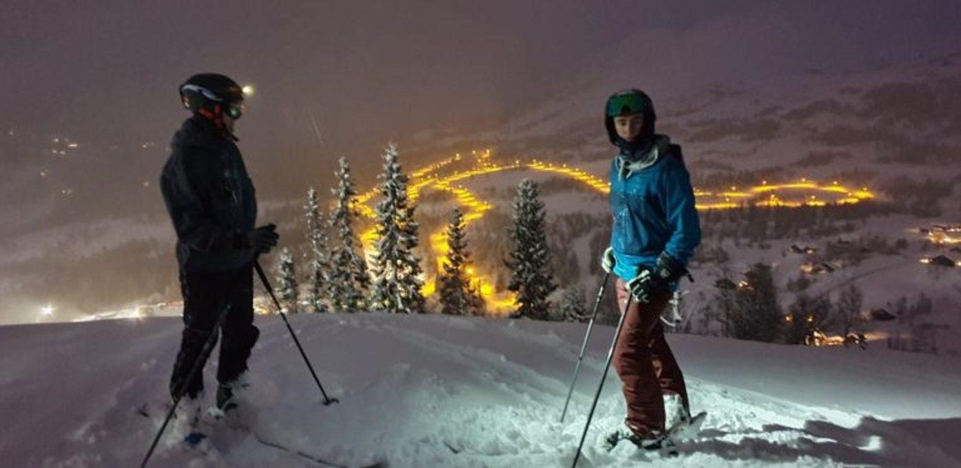 Sogndal skisenter Hodlekve
