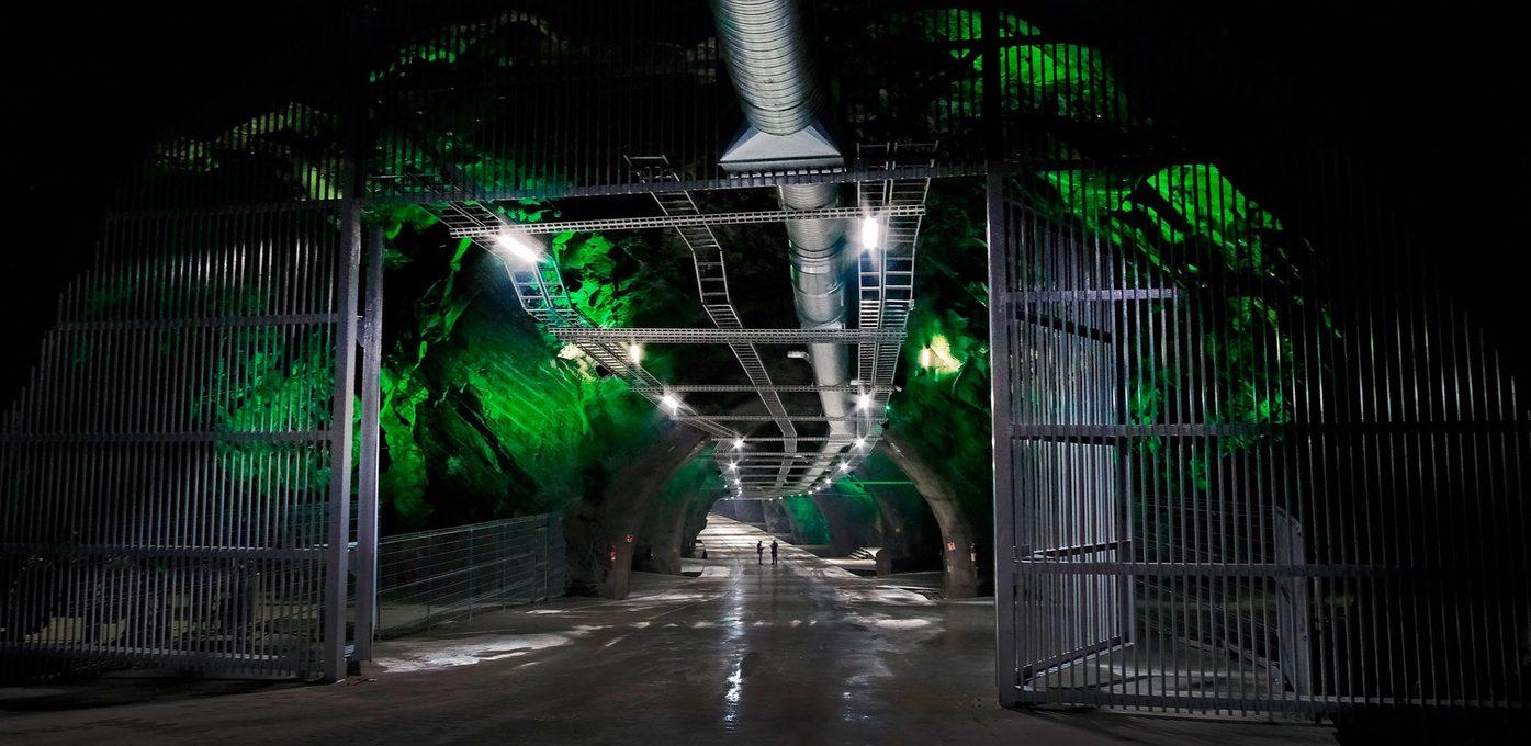 Lefdal Mine datasenter