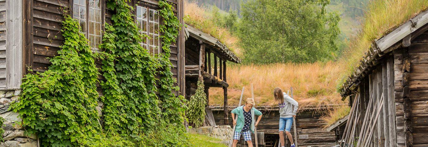 Stiftinga Musea i Sogn og Fjordane Hovedbilde