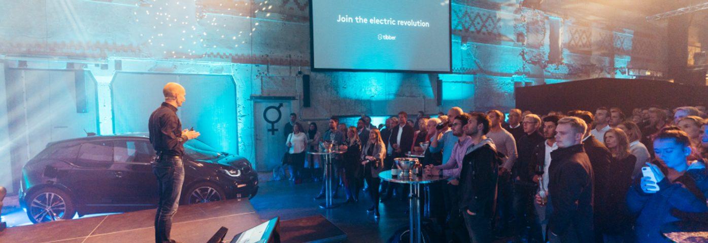 Tibber - Join the electric revolution Hovedbilde