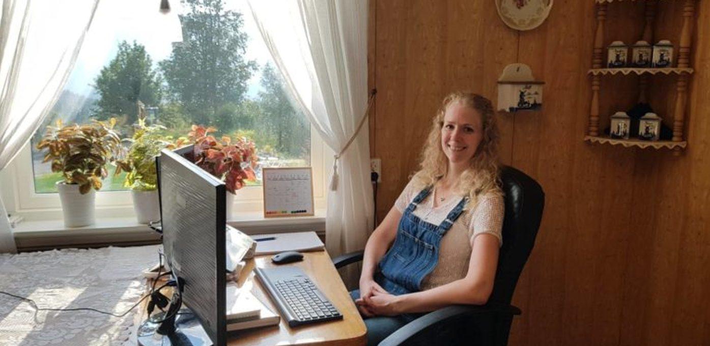 Forskar Ingelin Kvamme frå Naustdal