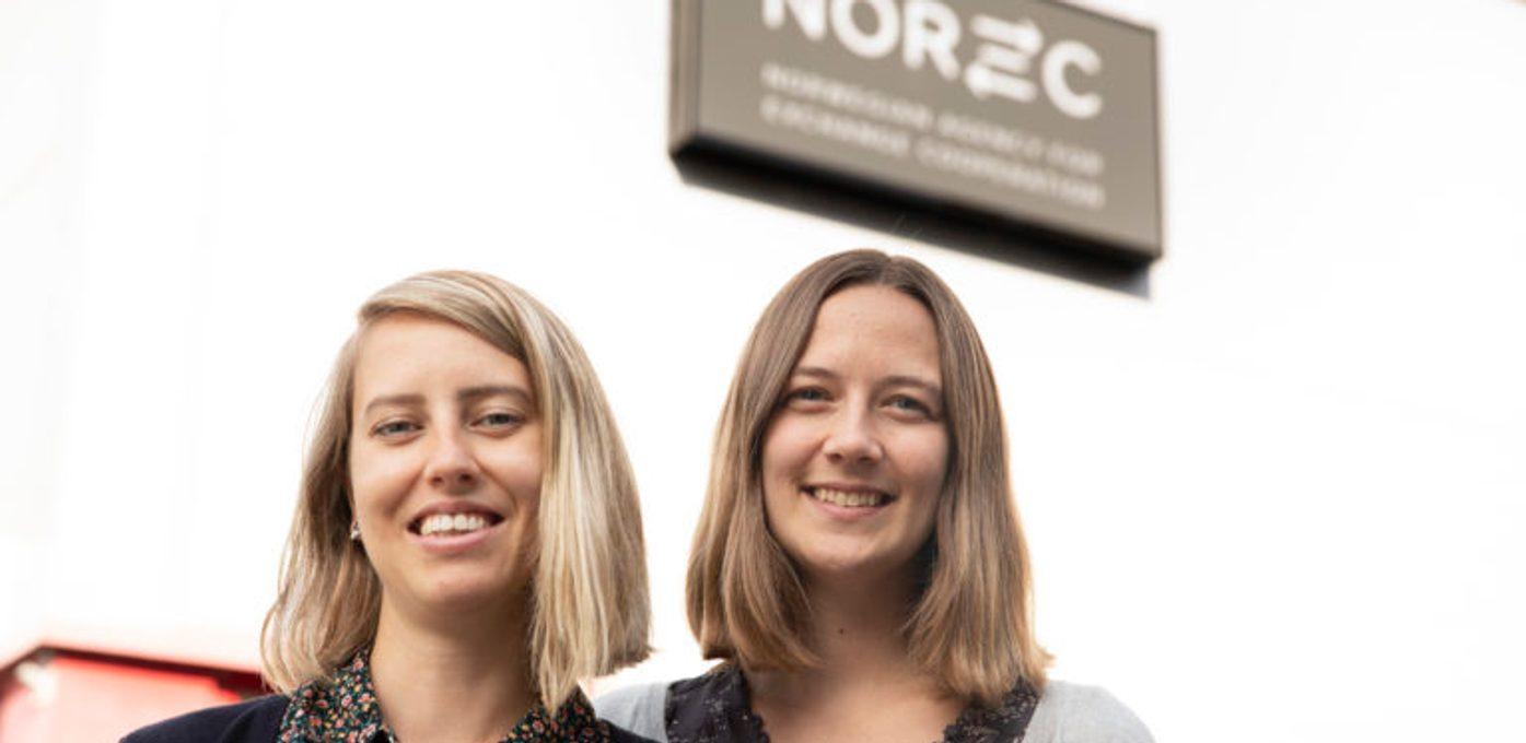 Traineestillinger, Norec
