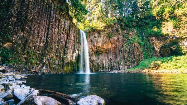 Falls during daytime