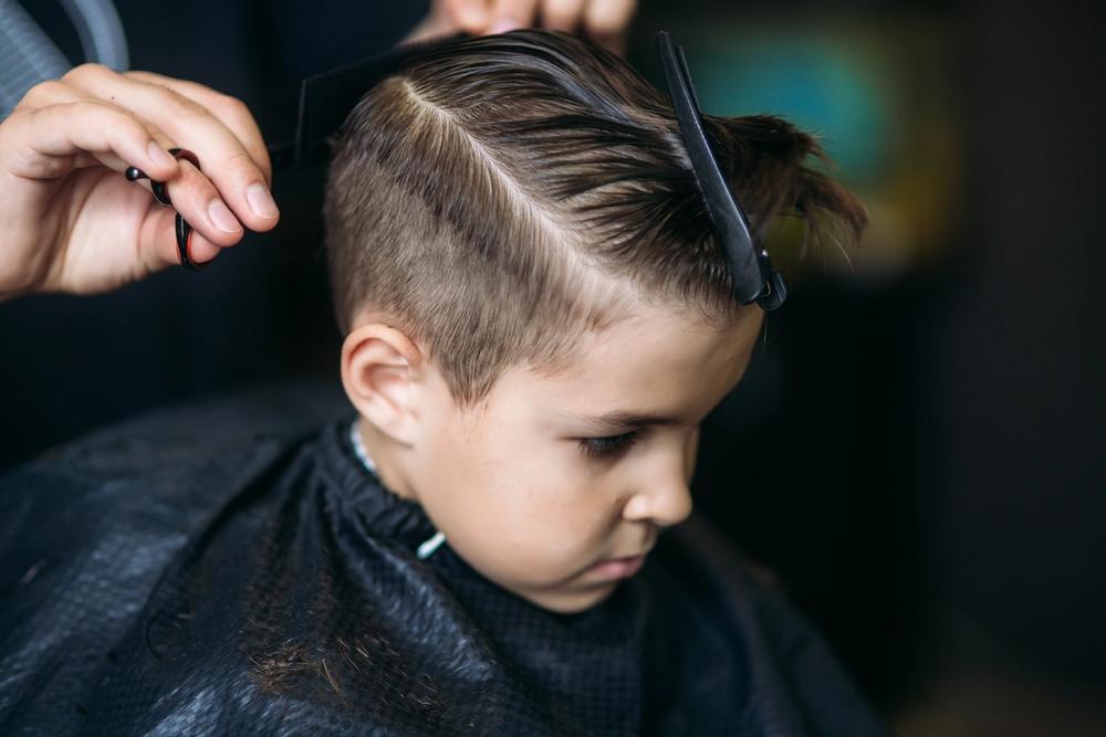 Boy's Cut & Style