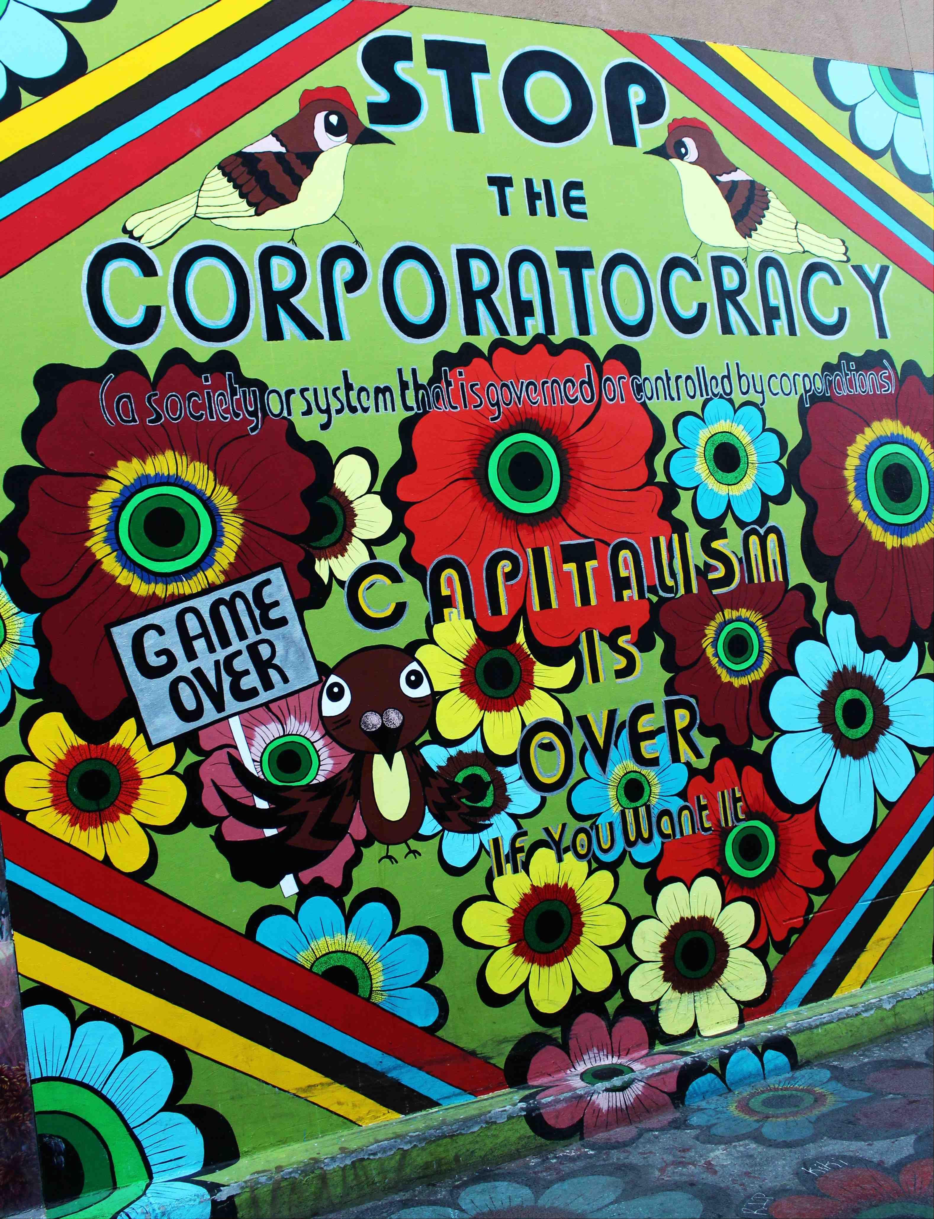SF street art