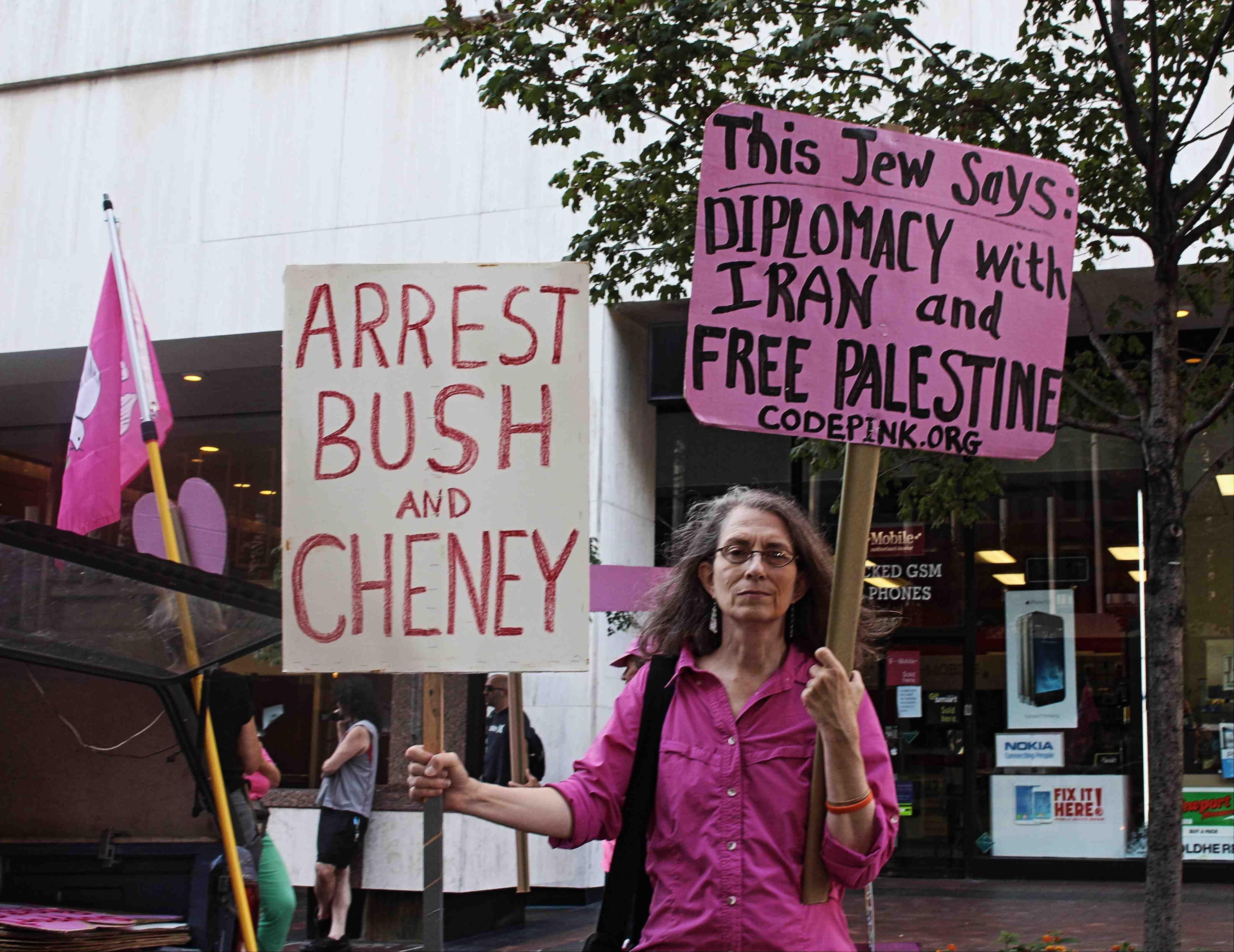 prosecute a torturer Cheney