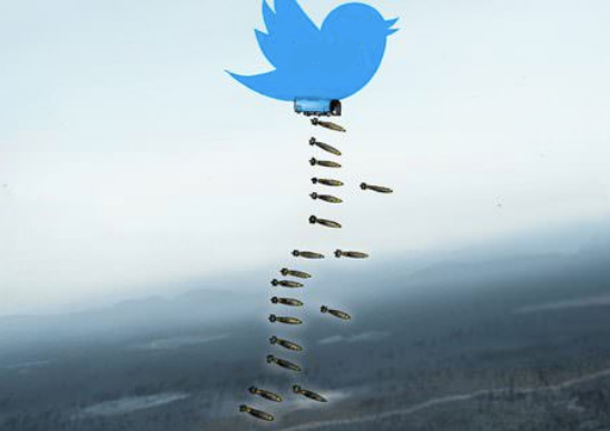 twitter and facebook promote state violence, silence calls for human rights