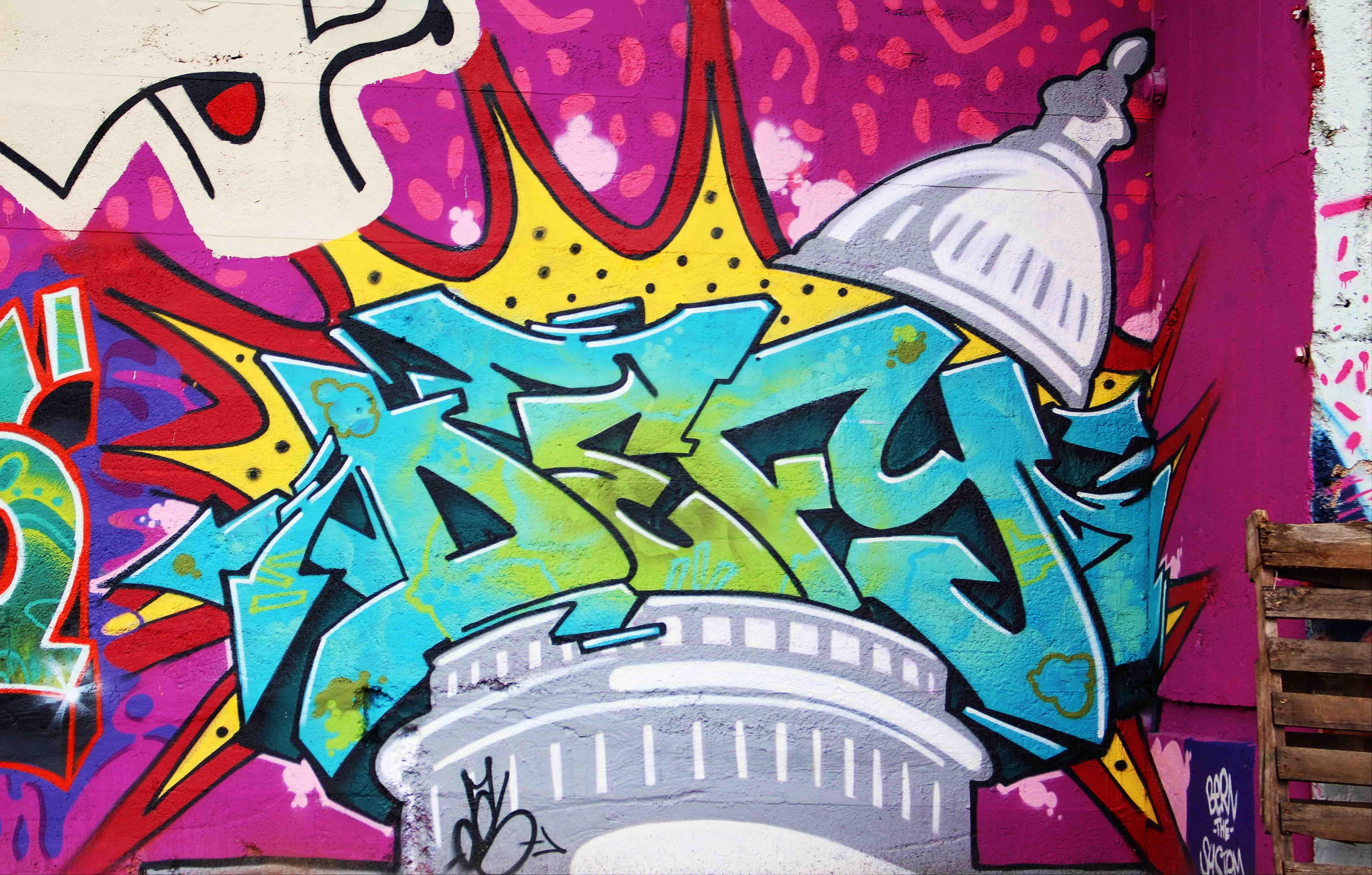 street-art in DC
