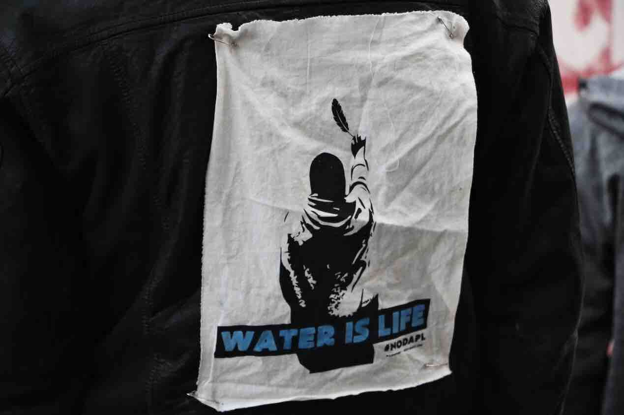 DC solidarity with Standing Rock