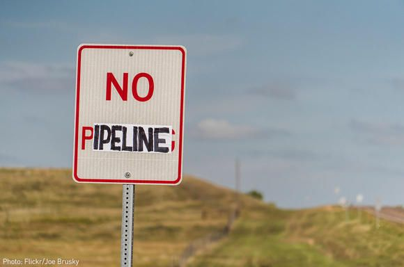the resolve of communities saying no to dirty energy projects