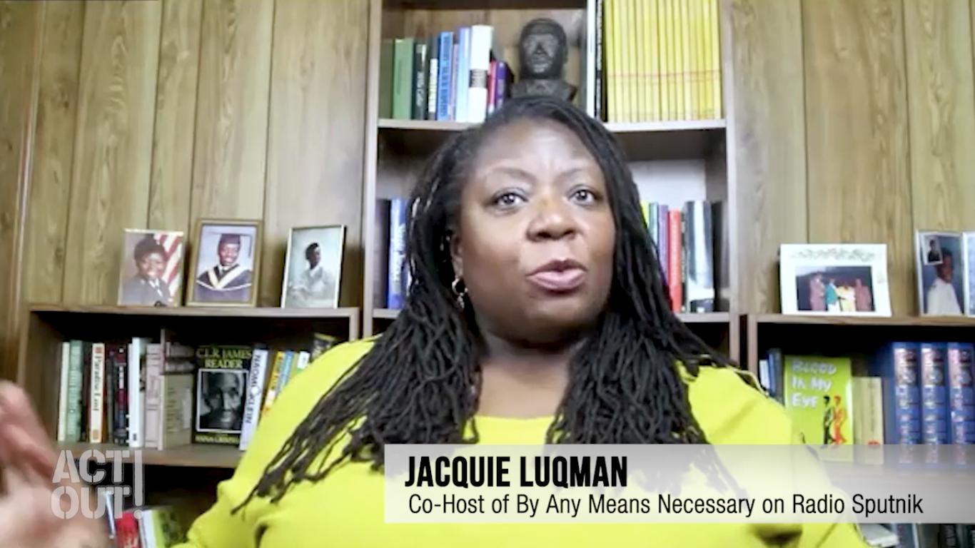 Jacquie Luqman interview