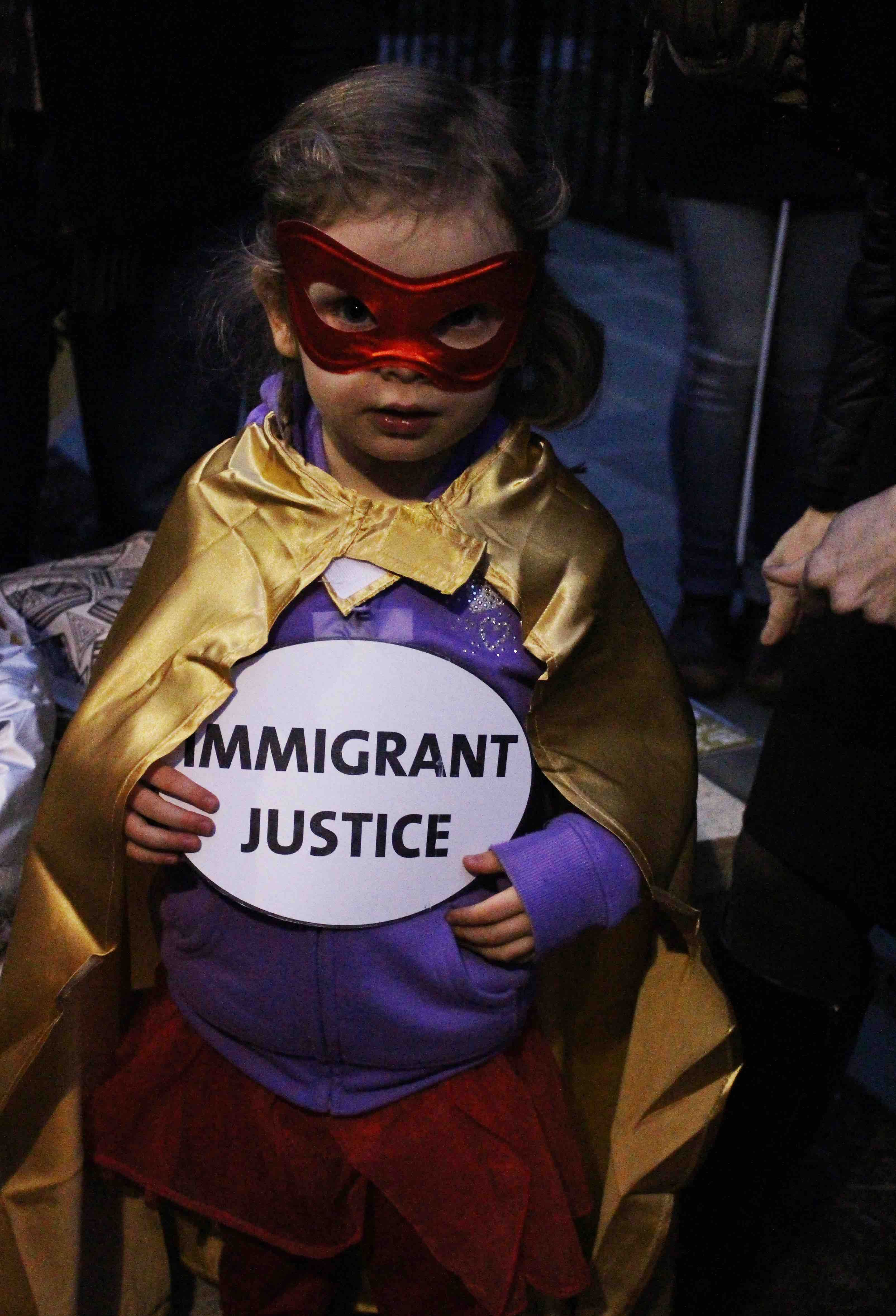 make DC and all cities sanctuary cities for all