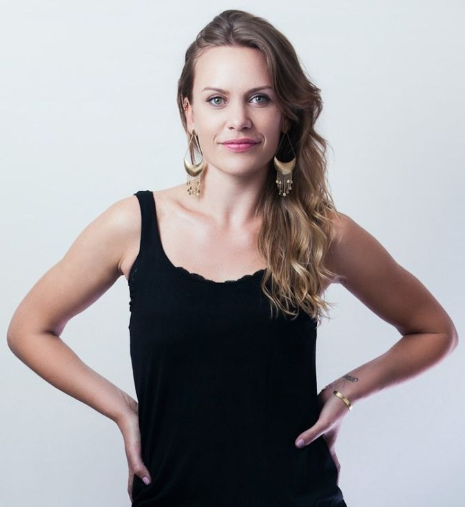 Fashion Revolution Norge landkoordinator Karoline Hestnes.