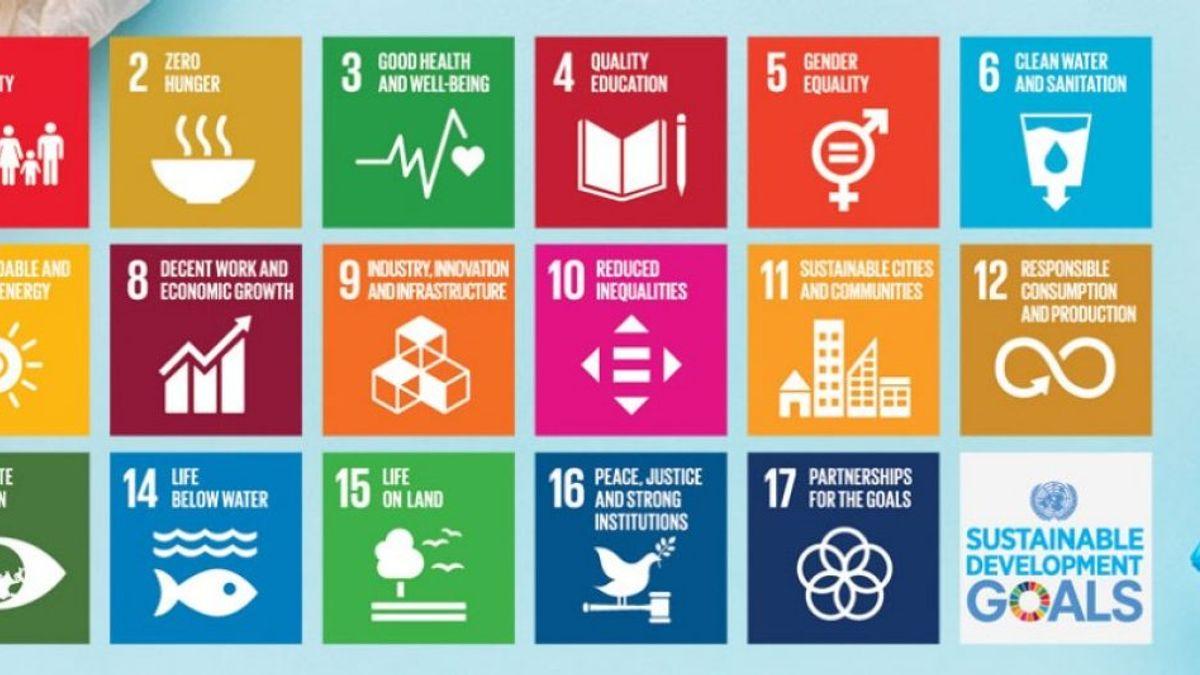 Bilde av FNs bærekraftsmål