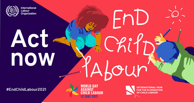 ACT NOW: End child labour