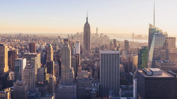 skyscrapers i new york