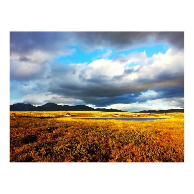 Foto av landskap tatt av David Mateus