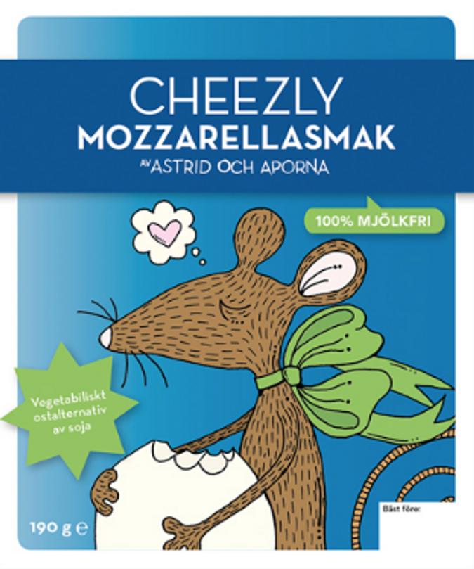 Mozzarella vegan