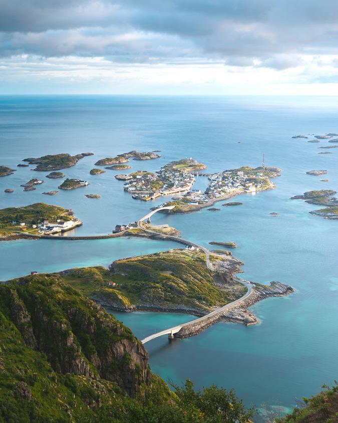 Atlanterhavsveien i Romsdal