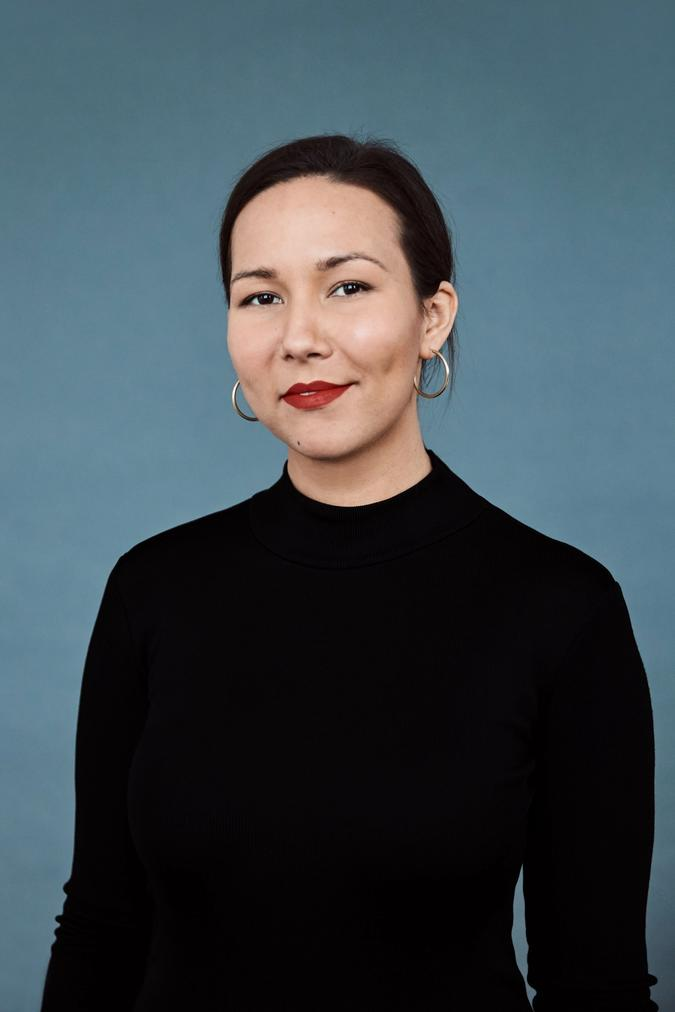 Bilde av Black History Month Norway grunnlegger Ida Evita de Leon