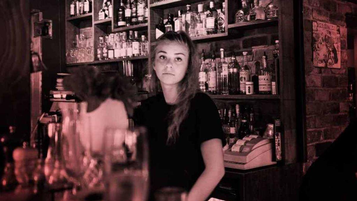 Jenta er en bar