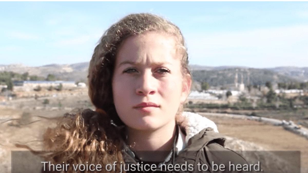 rettferdighetens stemme trenger å bli hørt