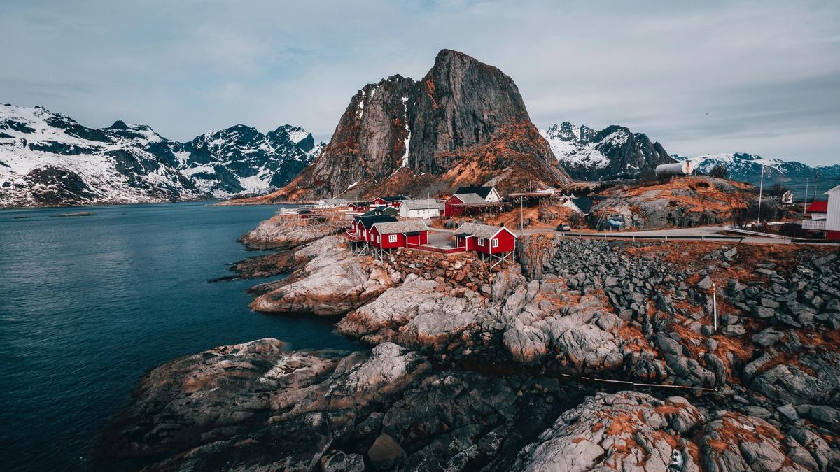 Foto av Nord-Norge