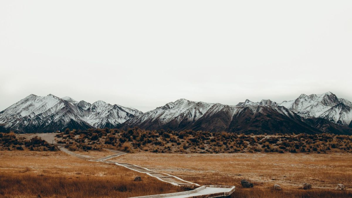 fjellkjeder