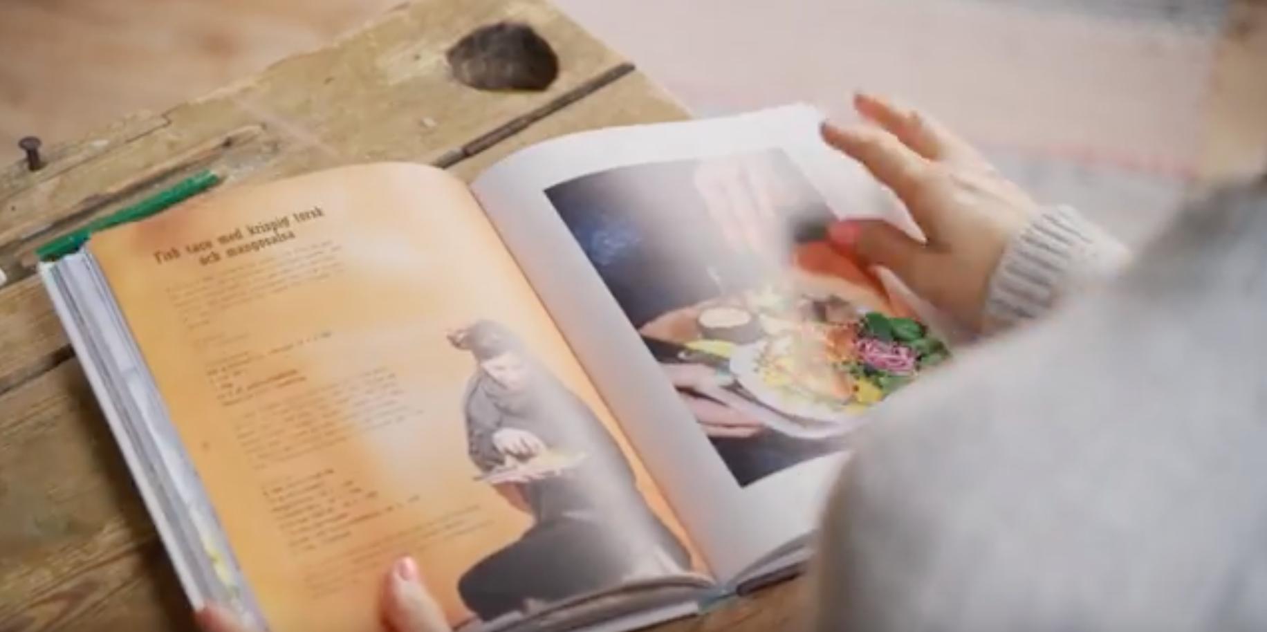 Video: Linas kokbok