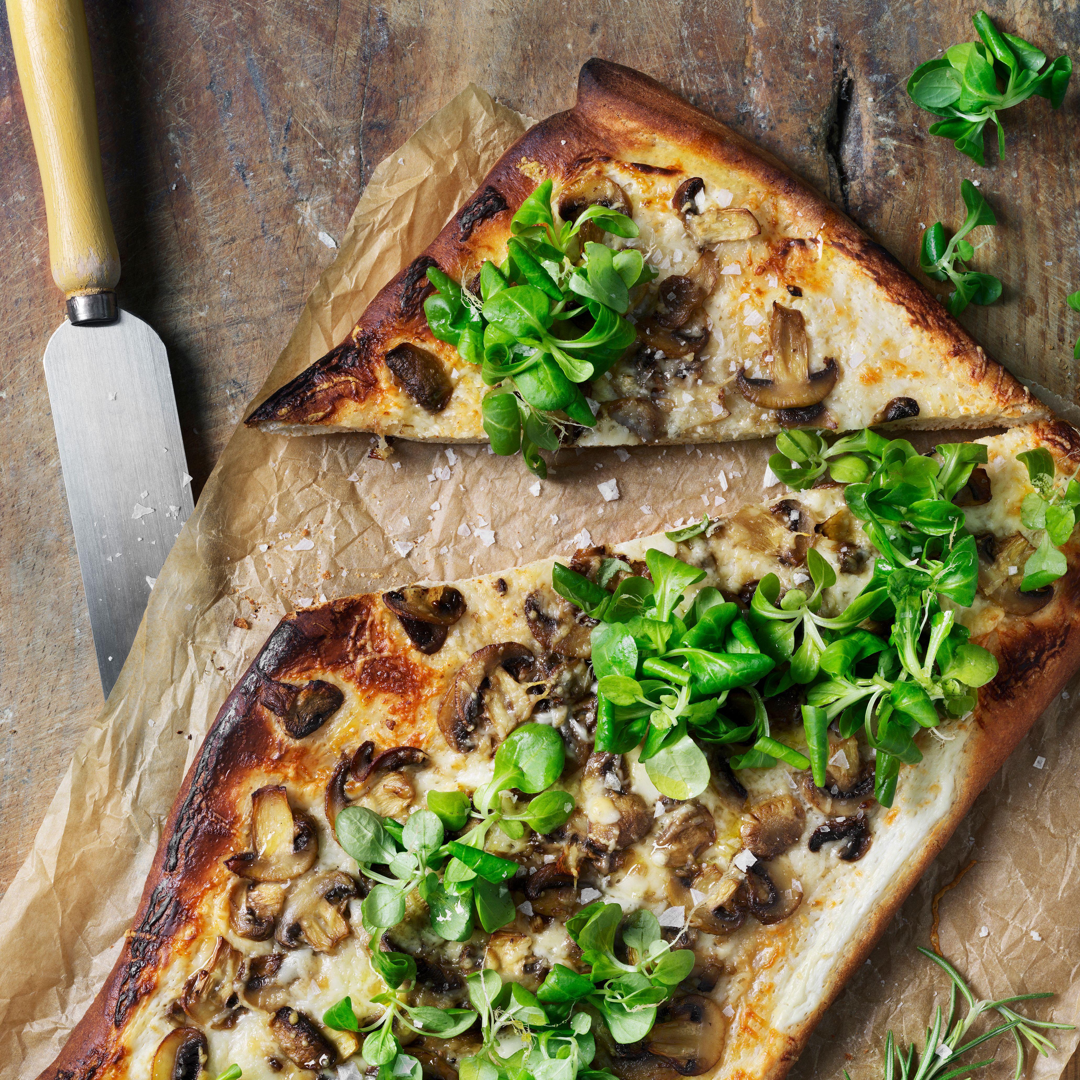 Pizza - den ständiga klassikern