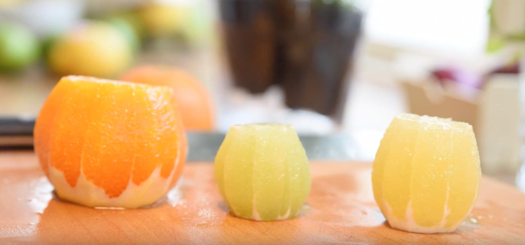 Video: Filea citrusfrukt